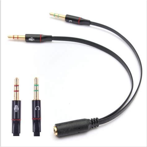 Rock Aux Audio Cable Y Splitter Sp 2 3 5mm microphone splitter reviews shopping 3 5mm microphone splitter reviews on