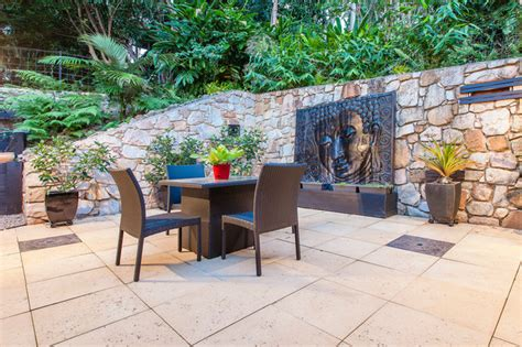 irresistible asian patio designs   backyard