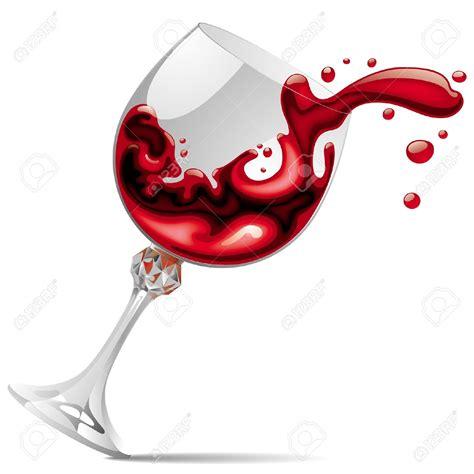 glass spilling spilled wine glass clipart www pixshark com images