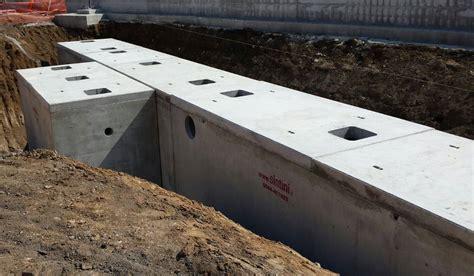vasche di laminazione idea trattamento acque