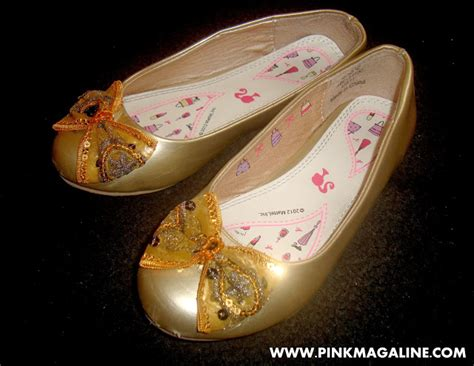 diy ballet shoes pink magaline diy project giving an ballet shoes a