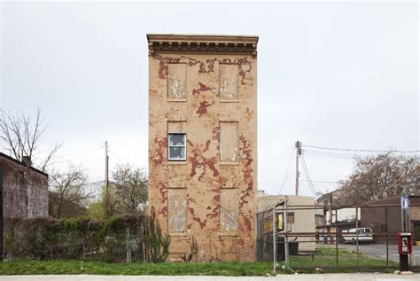 Baltimore House by Last House Standing Photographer Captures Haunting Images