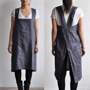 Artist smock ideas sewing craft simple apron smock aprons garden
