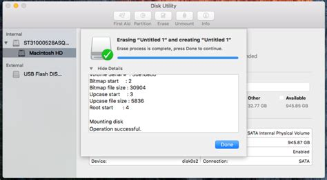 format usb flash drive in mac how to format usb drive on mac
