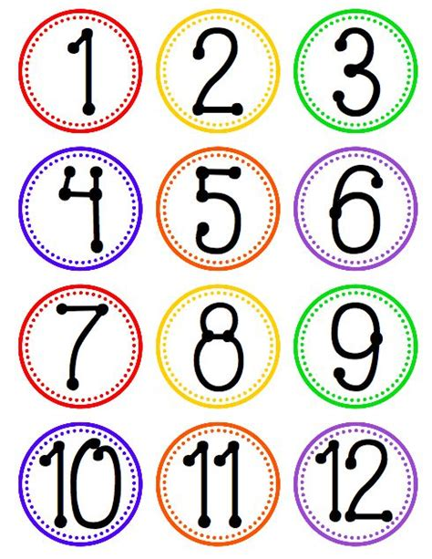 Or Number 25 Best Ideas About Numbers On Learning