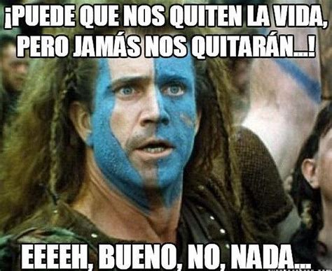 William Wallace Meme - william wallace braveheart