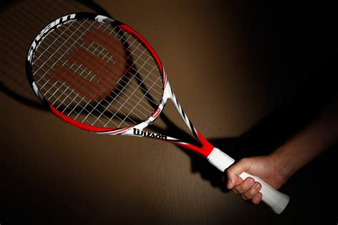 Raket Wilson Tennis review wilson steam 99s and 105s tennis racket wired
