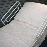 bed rail security bed rails adjustable beds