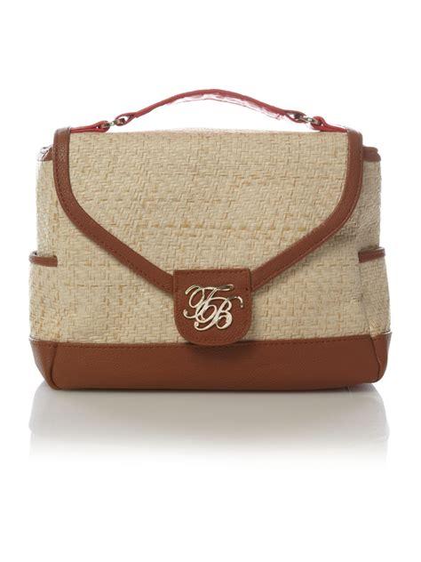 Crossbody Straw Bag ted baker straw flapover crossbody bag in beige