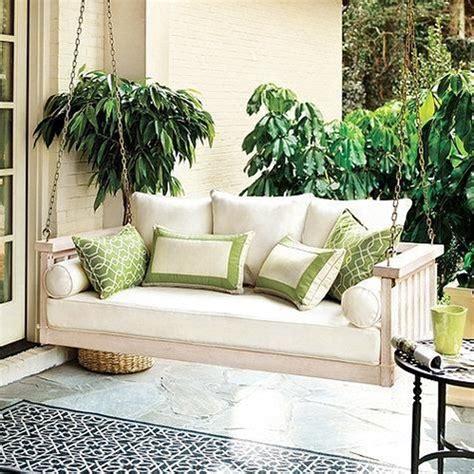 Ballard Design Curtains weranda z angielska porch zadaszony taras miejsce na