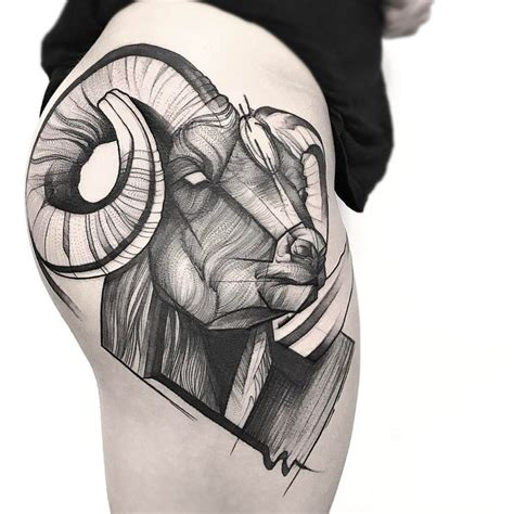 ram tattoo design 25 best ideas about ram on aries