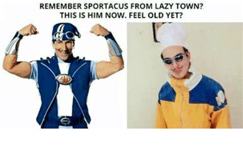 Lazy Town Memes - image gallery lazy town meme