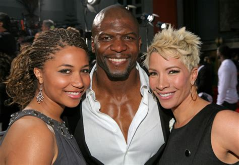 terry crews kids forest keisha whitaker lisa raye and elise neal attend