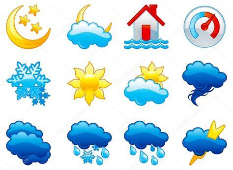 Set Hava set hava durumu simgeleri stok vekt 246 r 169 song mi 6042822