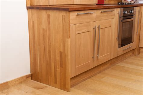 kitchen cabinet panels solid oak end panels
