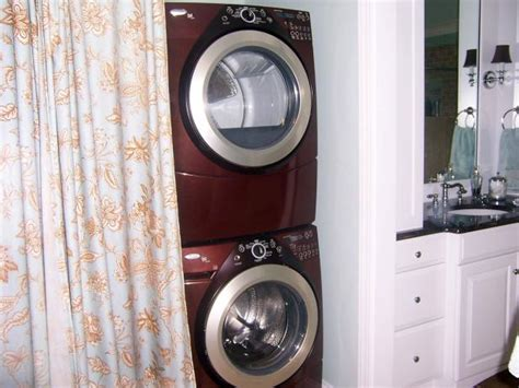 bathroom with washer and dryer photo page hgtv