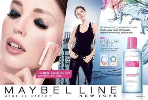 Maybelline Micellar Water maybelline new york launches micellar water
