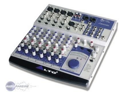 Mixer Alto Amx 140fx user reviews alto professional amx 140 audiofanzine