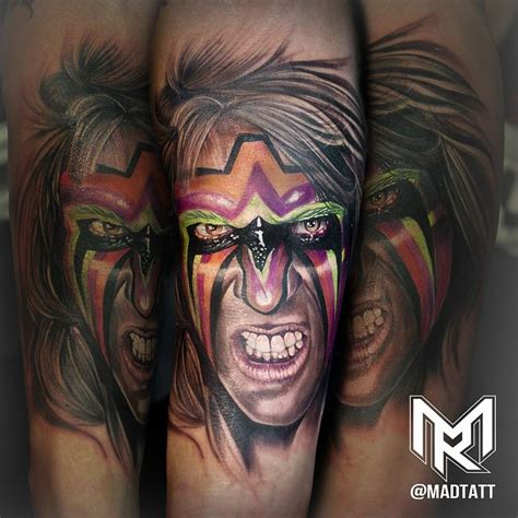 ultimate warrior tattoo 25 best ideas about warrior tattoos on