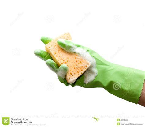 amazing of stock photo hand with sponge cleaning bathroom foamy cleaning sponge stock photo image 20713860