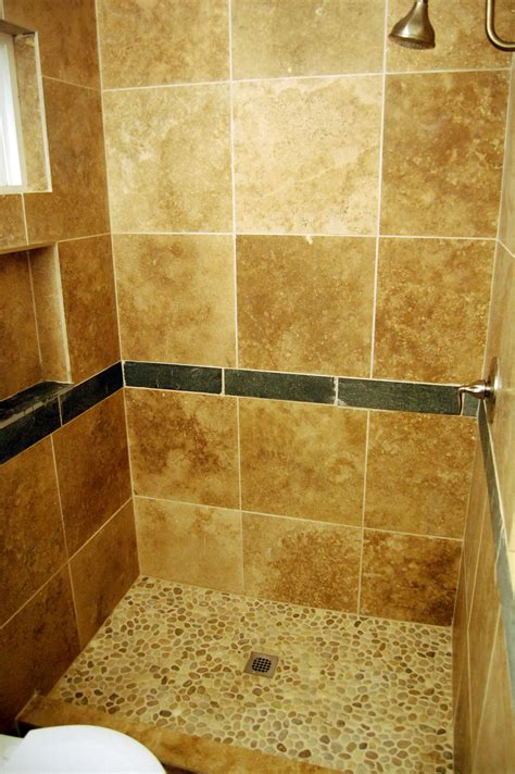 How To Build A Custom Shower by How To Make A Relatively Sweet Shower Cheap