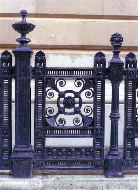 color of iron paint colors for iron gates and fences crafts pattern