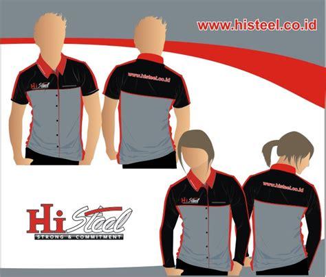 Kaos Net Tv Warna Merah sribu desain seragam kantor baju kaos desain kemeja kerja