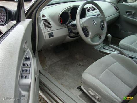 Frost Interior 2003 Nissan Altima 3.5 SE Photo #40780551 ... Nissan Altima 2003 Interior