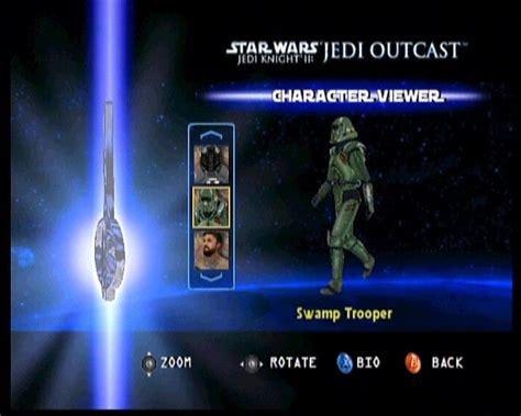tutorial jedi knight 2 outcast star wars jedi knight ii jedi outcast screenshots for