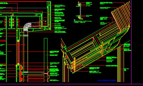 Murah Acoustic Tubular Electronics Y 01 drainer gutter in roof dwg detail for autocad designs cad