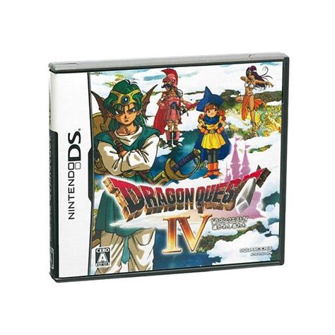 Quest Iv Nds Nintendo buy quest iv nds japanese import nin nin