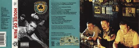 house of pain house of pain house of pain cassette tape rap music guide