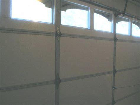 insulfoam garage door insulation kit decorating garage door insulation kits garage