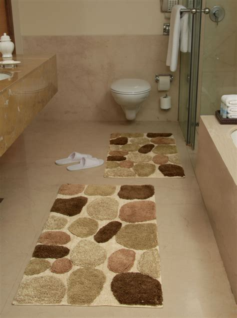 15 Cool Bath Mat And Rugs For Your Bathroom Theydesign Rugs For Bathrooms