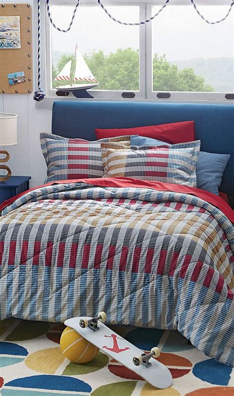 boys striped bedding 17 best images about boys bedrooms boys bedding room