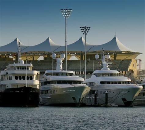 boat show yas marina yacht yas an adm superyacht charterworld luxury