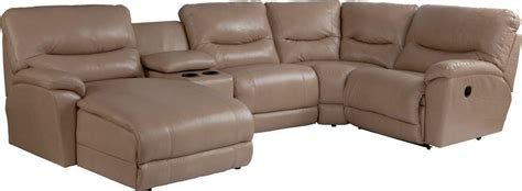 la z boy sectional sofa dawson casual five piece reclining sectional sofa with ras