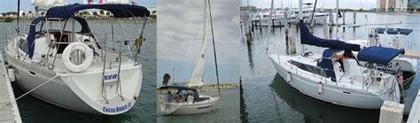 pontoon boat rentals merritt island fl sailboat rentals beachside sailing