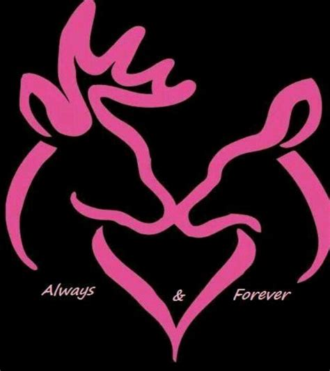 forever and always couple tattoos deer i want without the forever and always