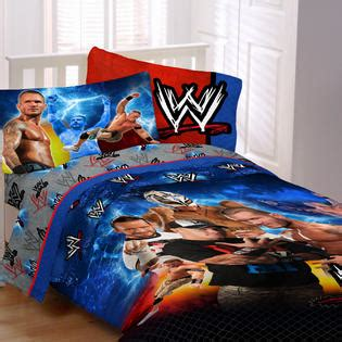 wwe comforter set full size wwe chion comforter home bed bath bedding