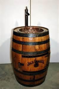 Barrel Faucet Jack Daniels Barrel Sink