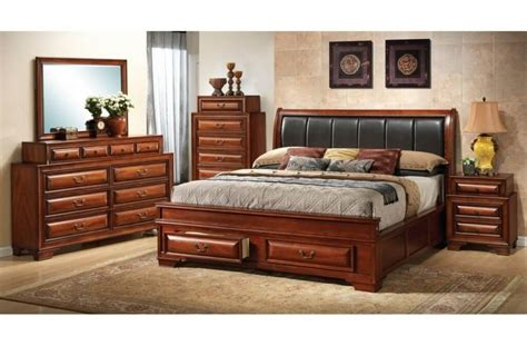 wood king size bedroom sets king size sleigh bed frame willenburg linen queen