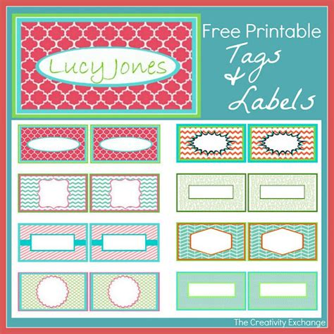 printable labels uk free 8 best images of free printable name labels back to