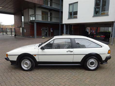 volkswagen scirocco 1989 1989 volkswagen scirocco gt for sale classic cars for