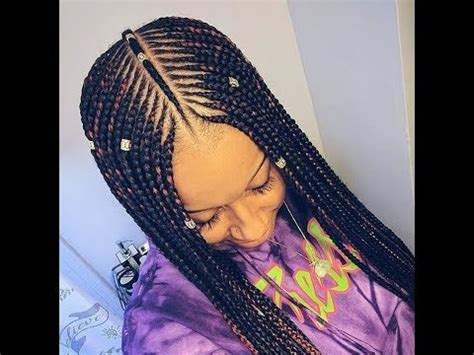 latest weave styles 2018 : fashionable hairstyles that are