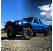 Ford Ranger Prerunner Black Trades Are Welcome