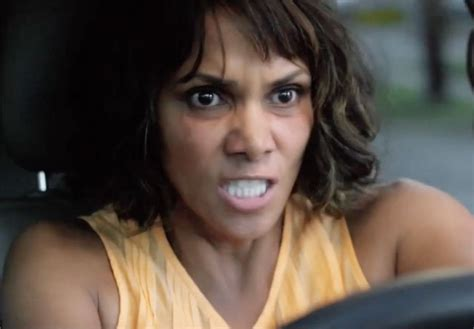 Halle Berry Talks About Attempt To Kill Herself by New Trailer Puts Halle Berry The Wheel