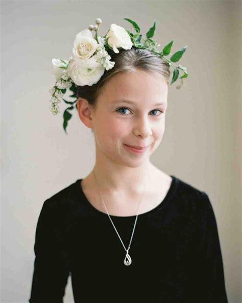 2014 Martha Stewart Wedding Hair Crowns | 54 flower crown ideas to top off your wedding hairstyle