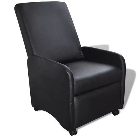 Fauteuil En Cuir Inclinable by Acheter Fauteuil Inclinable Et Pliable En Cuir Artificiel