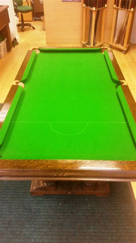 5ft Pool Dining Table E J Solid Oak 5ft Snooker Dining Table